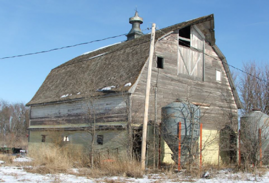 A A Soloman Barn