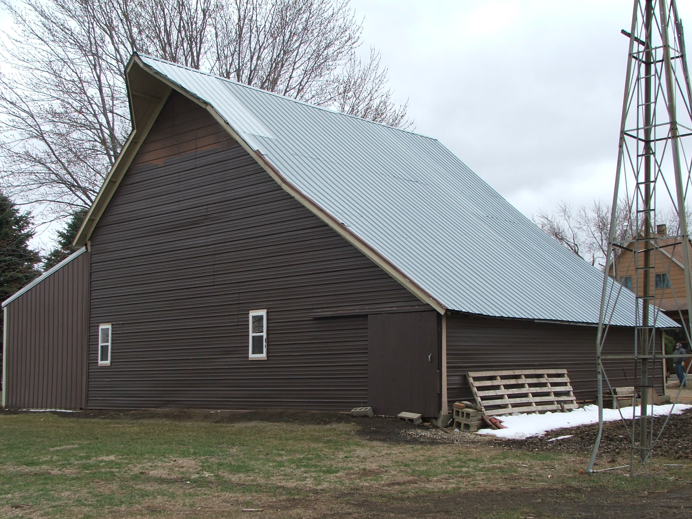 A&E Larson Barn