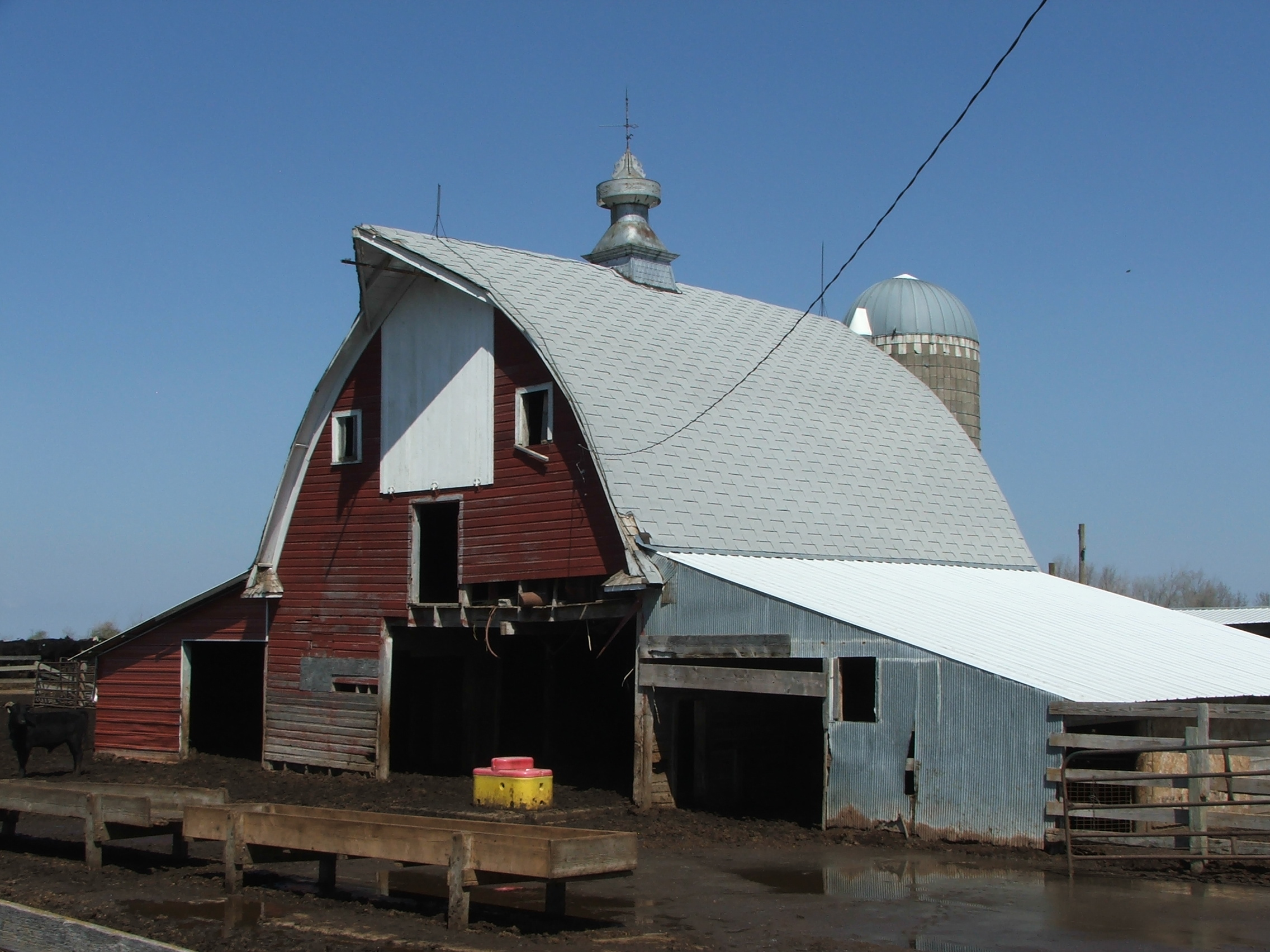 Alfred Newton Barn 2